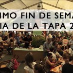 Último fin de semana de la III Feria de la Tapa de El Bosque 2015