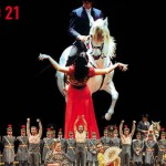 Ópera Flamenca Carmen en El Bosque