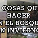 7 cosas qué hacer en El Bosque (Cádiz) en Invierno