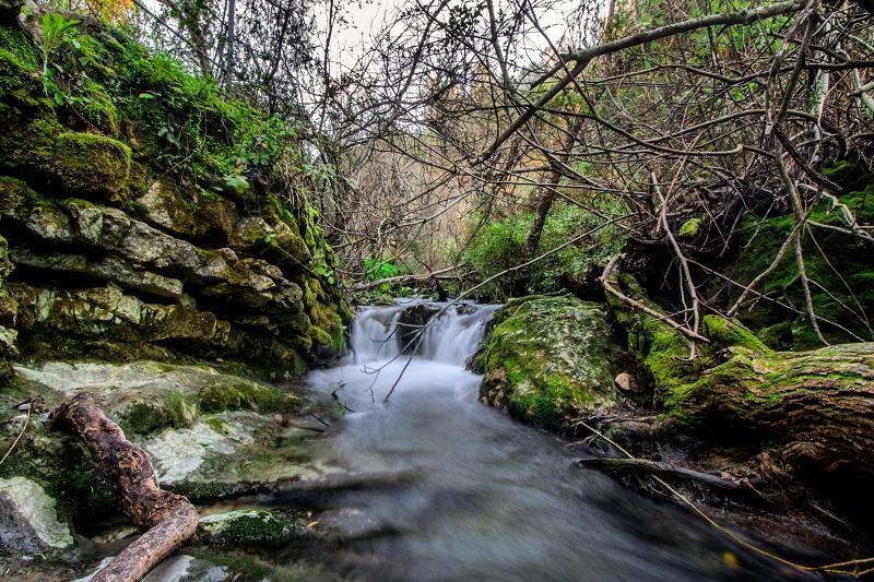 ruta senderismo rio majaceite