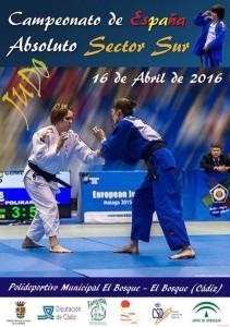 campeonato españa judo sector sur