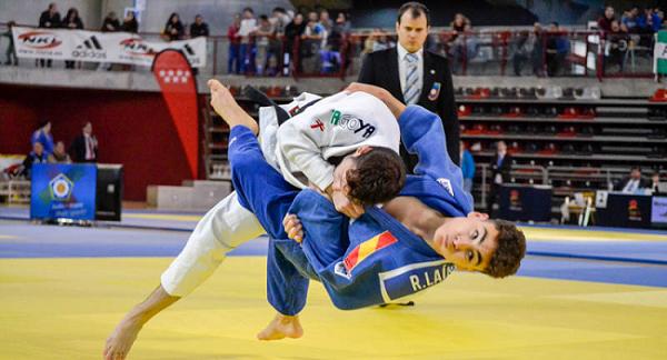 Campeonato de España Absoluto Judo – Sector Sur