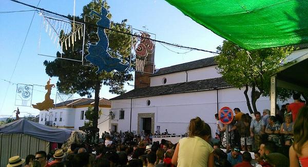 Romeria El Bosque 2016: videos y fotos