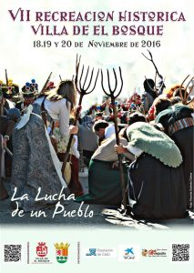 recreacion historica el bosque 2016