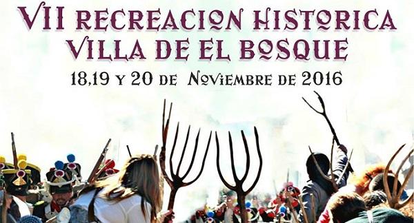 Recreación Histórica El Bosque 2016