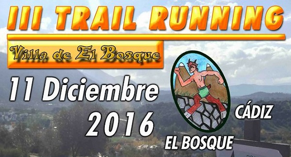 Trail Running El Bosque 2016