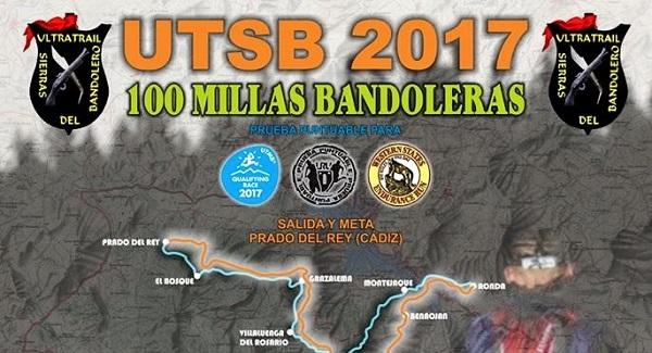 Ultra Trail Sierra de los Bandoleros UTSB 2017