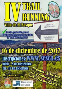 Trail Running El Bosque 2017