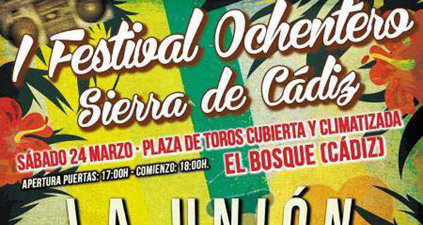 Festival Ochentero El Bosque
