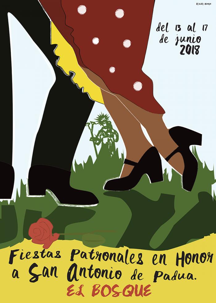 cartel feria el-bosque 2018