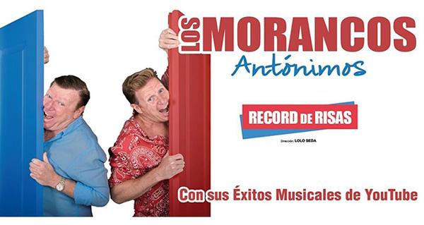 Los Morancos Ubrique 2018