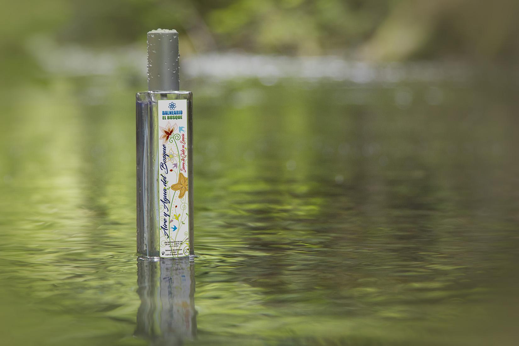 Aire y Agua del Bosque, El Bosque descubre sus esencias